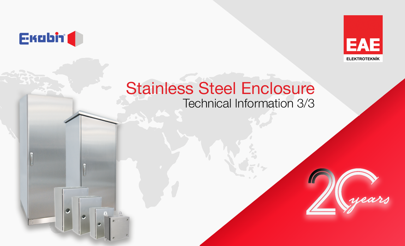Stainless Steel Enlclosure Technical Info (3/3)
